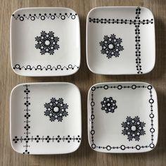 Pottery Painting Designs, Pottery Designs, Paint Designs, Dot Art Painting, Mandala Painting, Ceramic Painting, Hand Painted Pottery, Ceramic Pottery, Crackpot Café