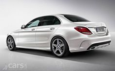 New Mercedes-Benz C-Class Showcases AMG Package in Leaked Photos Mercedes C180, Mercedes C Class Amg, Mercedes Benz Service, Mercedes Benz C63 Amg, Benz C Class 2015, Volkswagen, Mercedez Benz, Cars Uk, Limousine