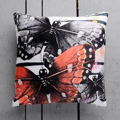 #Butterfly #Decorative #Pillowcover