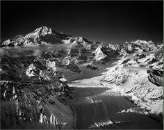 Twilight, Tokositna, Alaska, 1978.