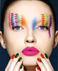 mua Carole Lasnier #face #makeup