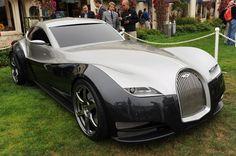 2012 Morgan EvaGT. I'd drive this!