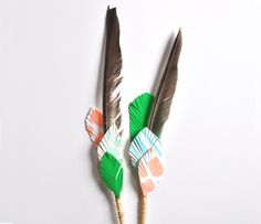 handmade arrows <3