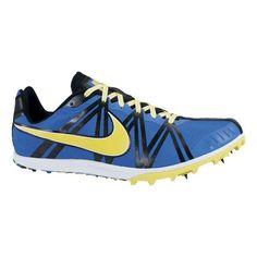 Men's Nike Zoom Waffle XC 9 Cross Country Shoe - Blue/Black 14 $59.95