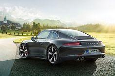Porsche 911 Carrera S 50 Years Anniversary