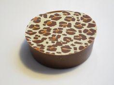 Leopard Chocolate Covered Oreos