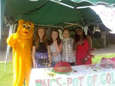 Well Done to NCS Team Pot of Gold who have raised £239.58 on their FIRST day of fundraising for their chosen charity.