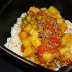 Pakistani Kima (Beef Curry) by jessfuel