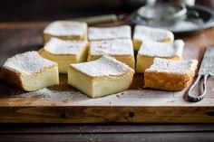 magic custard cake (& chocolate version linked) by todd porter & diane cu