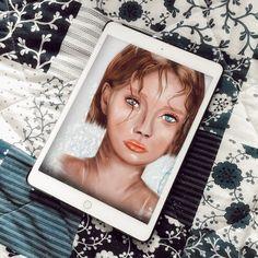 #procreate Polaroid Film, Art, Art Background, Kunst, Performing Arts, Art Education Resources, Artworks