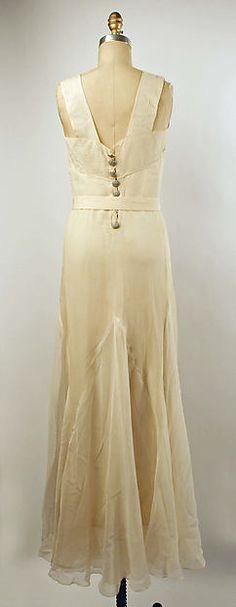 1935 Henri Bendel | Evening dress | American | The Metropolitan Museum of Art