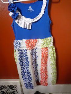 A Busy Mom's Blog: DIY Maxi Dress Tutorial