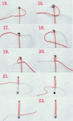 EASY Paracord Bracelet aka Safety Bracelets. #ParacordBraceletHQ by maria beatriz