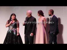 At the Fifty Shades Darker Premiere #fiftyshades #fiftyshadesdarker