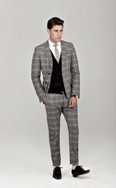50s' Inspired Menswear