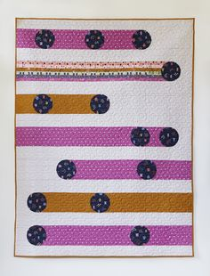 lucky strikes quilt free patterm | Kim Kight