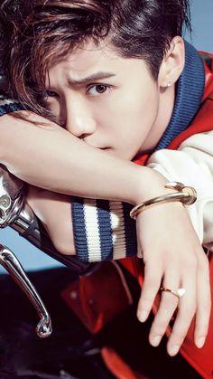 Read from the story hunhan Luhan Exo, Kpop Exo, Exo Ot12, Exo K, 2ne1, Cnblue Jung Yong Hwa, Got7, Kim Jong Dae, Kim Minseok