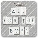 This is cool. A site dedicated to boy crafts and activities.
