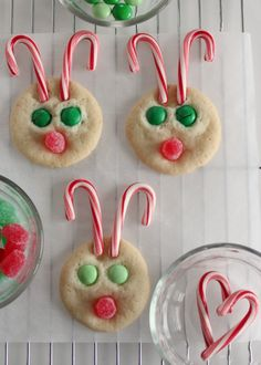 Rudolph Cookies makeandtakes.com
