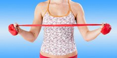 11 Resistance Band Moves to Kick Your Butt (and Everything Else) -Cosmopolitan.com