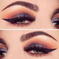 21 Gorgeous Eye Makeup Looks for Green Eyes > CherryCherryBeauty.com / ashjordanbeauty