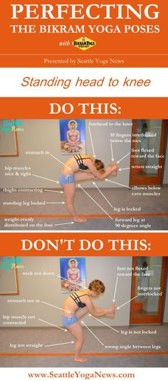 bikram-yoga-poses-standing-head-to-knee