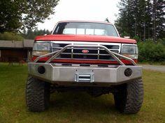 custom bumper I MUST HAVE!