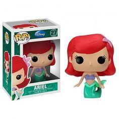 Disney Pop! Vinyl Figure Ariel [The Little Mermaid] - Funko Pop! Vinyl - Category