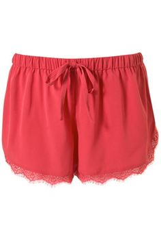 Lace Runner Shorts - StyleSays