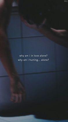 ทำไมฉันต้องอยู่ในความรีก..คนเดียว ทำไมฉันต้องถูกโดนทำร้าย..คนเดียว