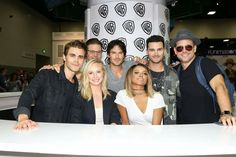 TVD cast at Comic Con 23-7-16
