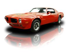 73 Trans Am. The last year before things started getting angular.