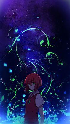 Animé Elias Ainsworth, Chise Hatori, The Ancient Magus Bride, Anime Angel, Anime Comics, Kawaii Anime, Character Art, Fantasy Art, Anime Art
