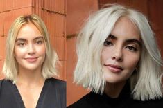 70 New Pixie And Bob Haircuts 2019 – Super Short Hairstyles - Styles Art Haircut For Older Women, Short Hairstyles For Women, Super Short Hair, Short Hair Cuts, Medium Bob Hairstyles, Bob Haircuts, Trendy Haircuts, Medium Hair Styles, Short Hair Styles