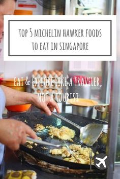Foodie travel 80994493283725428 - Top 5 Michelin Hawker Foods to Eat in Singapore Source by theroamingfork Singapore Travel Tips, Singapore Itinerary, Singapore Vacation, Singapore Malaysia, Singapore Food, Singapore Sling, Kuala Lumpur, Penang, Drinking Around The World
