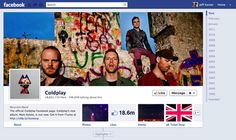 Facebook page example - site indiga