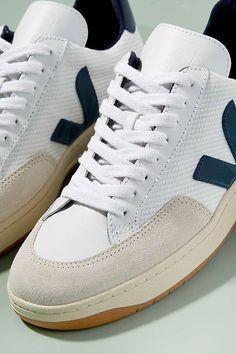 e261a2466633 Refresh your kicks with our V-12 B-mesh White Nautico  veja