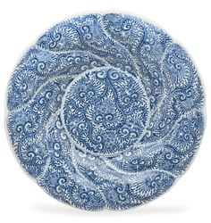 peony Chinese Export dishes at Christies Antique Dishes, Paisley Pattern, Peonies, Art Decor, Chinese, Blue And White, Plates, Antiques, Vintage