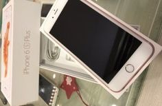 iPhone 6S Plus 128GB rosegold
