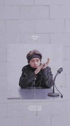 Mic drop- taehyung