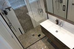 Haynes Glass brings quality glass products to your home or workspace Window Repair, Broken Window, Glass Balustrade, Frameless Shower, Pool Fence, Bathroom Renos, Glass Shower, Reno Ideas, Screens