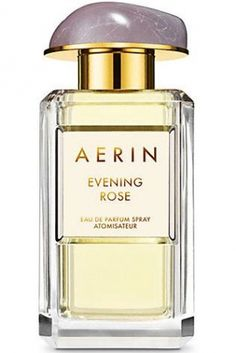 Evening Rose Aerin Lauder for women. Notes of Bulgarian rose, blackberry and cognac