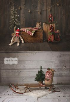 Ideas For Baby Photography Props Color Schemes Baby Christmas Photos, Xmas Photos, Christmas Mini Sessions, Christmas Minis, Christmas Pictures, Rustic Christmas, Family Christmas, Holiday Mini Session Ideas, Christmas Portraits