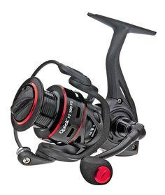 Ένα ανανεωμένο φανταστικό μηχανάκι ψαρέματος της ασυναγώνιστης σειράς Quick FZ. Fishing Accessories, Fishing Reels