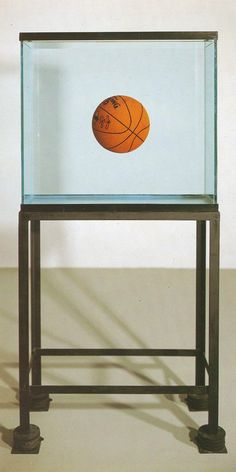 One Ball Total Equilibrium Tank - Jeff Koons