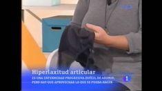 Síndromes de Ehlers-Danlos - Entrevista en RTVE