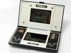 Nintendo Game & Watch Multi Screen Pinball PB-59 MIJ 1983 Great Condition_64 #Nintendo
