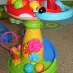 Developmental Toys for Baby – BKids Amazing Mushroom and Elephant Hoop!