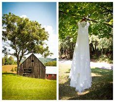 Woodstock Vermont Rustic Wedding