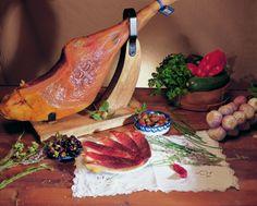 The delicious Barrancos Ham #visitalentejo #Portugal #alentejogastronomy…